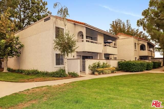 25023 Peachland Ave #156, Newhall, CA 91321 (#20-630188) :: Randy Plaice and Associates