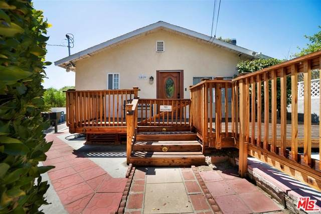 1019 Winthrop Dr A, Alhambra, CA 91803 (#20-630388) :: HomeBased Realty