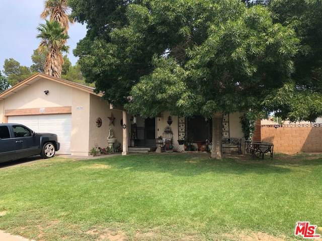 44256 Sancroft Ave, Lancaster, CA 93535 (#20-630552) :: HomeBased Realty