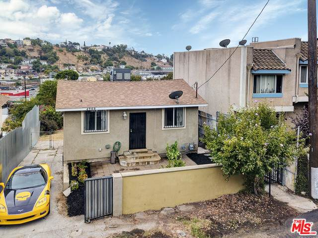 4908 Ithaca Ave, Los Angeles, CA 90032 (#20-630832) :: HomeBased Realty