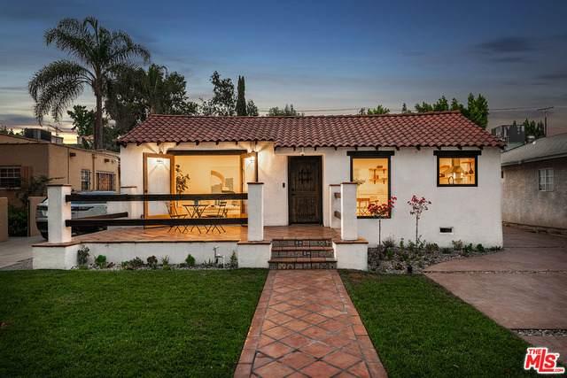 11101 Blix St, Toluca Lake, CA 91602 (#20-631102) :: HomeBased Realty