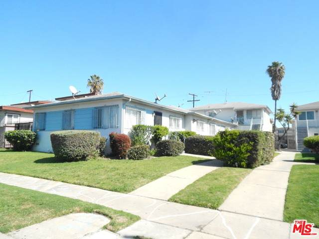 10222 England Ave, Inglewood, CA 90303 (#20-631544) :: Compass