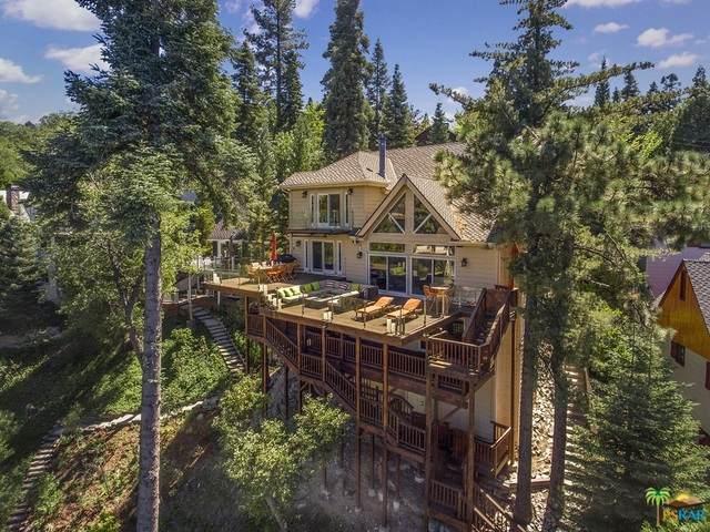 348 John Muir Rd, Lake Arrowhead, CA 92352 (MLS #20-631912) :: The Sandi Phillips Team