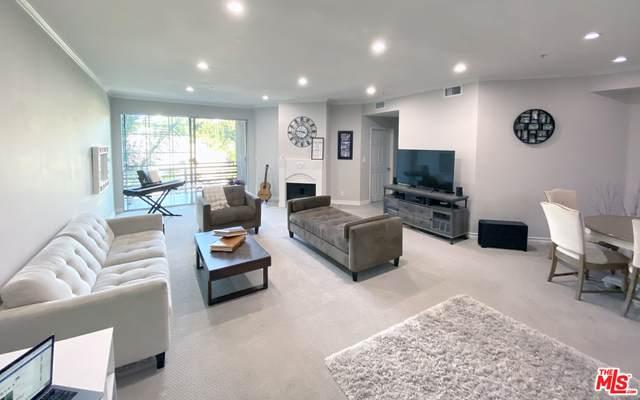 3947 Carpenter Ave #305, Studio City, CA 91604 (#20-633218) :: Randy Plaice and Associates