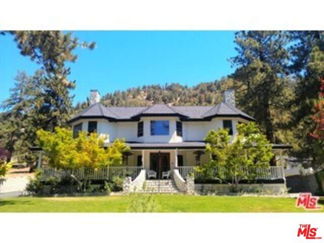 790 Highway 2, Wrightwood, CA 92397 (#20-633436) :: The Suarez Team