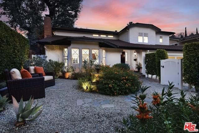 4410 Radford Ave, Studio City, CA 91607 (#20-633438) :: Randy Plaice and Associates