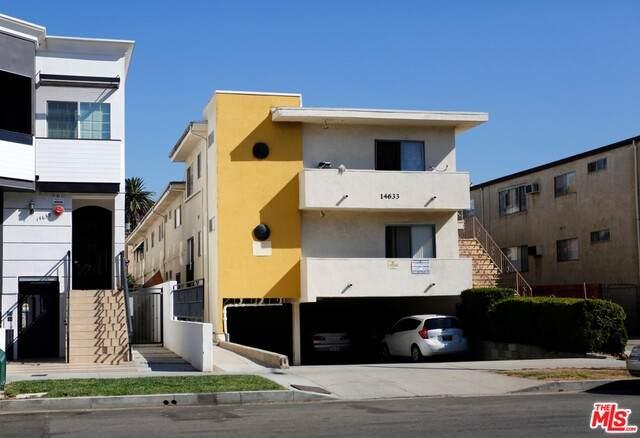 14633 Sylvan St, Van Nuys, CA 91411 (#20-633460) :: HomeBased Realty