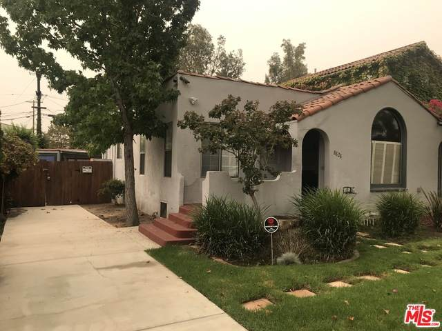 8828 Pickford St, Los Angeles, CA 90035 (#20-633786) :: Compass