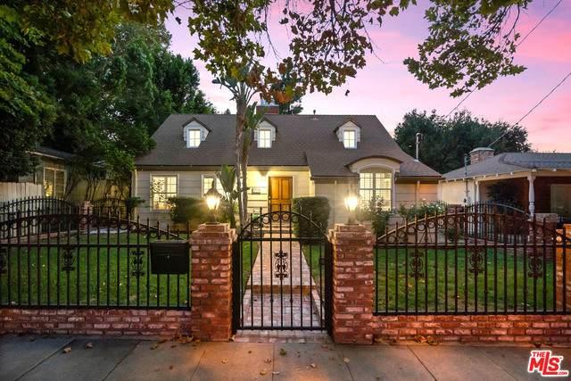 3719 Laurel Canyon Blvd, Studio City, CA 91604 (#20-634020) :: Randy Plaice and Associates