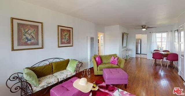 5325 Cahuenga Blvd C, North Hollywood, CA 91601 (#20-634104) :: HomeBased Realty