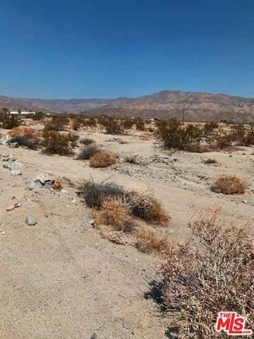 0 Larsen Ln, Sky Valley, CA 92241 (#20-634184) :: Compass