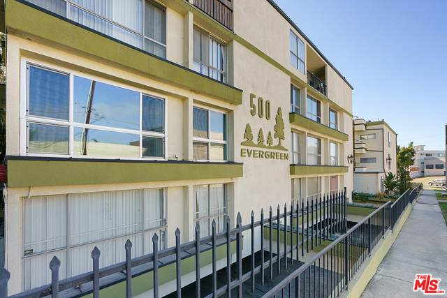 500 Evergreen St #301, Inglewood, CA 90302 (#20-634288) :: Lydia Gable Realty Group