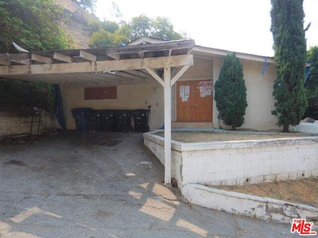 1322 Benedict Canyon Dr, Beverly Hills, CA 90210 (#20-634318) :: HomeBased Realty
