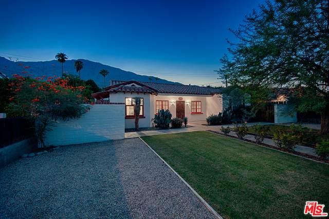 535 S Calle Santa Rosa, Palm Springs, CA 92264 (#20-634540) :: The Parsons Team