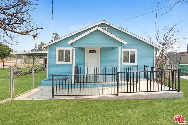 7963 Cortez St, Highland, CA 92346 (#20-634590) :: TruLine Realty