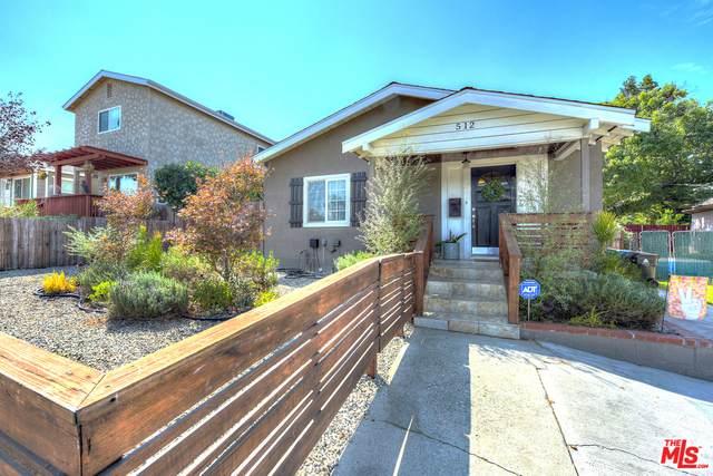 512 Coleman Ave, Los Angeles, CA 90042 (#20-634828) :: Randy Plaice and Associates