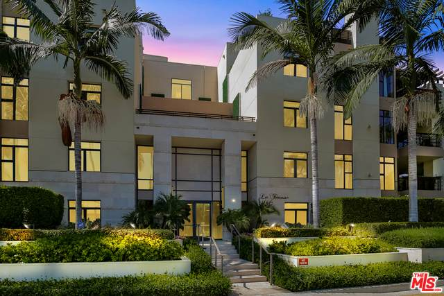 447 N Doheny Dr #303, Beverly Hills, CA 90210 (#20-634844) :: Compass