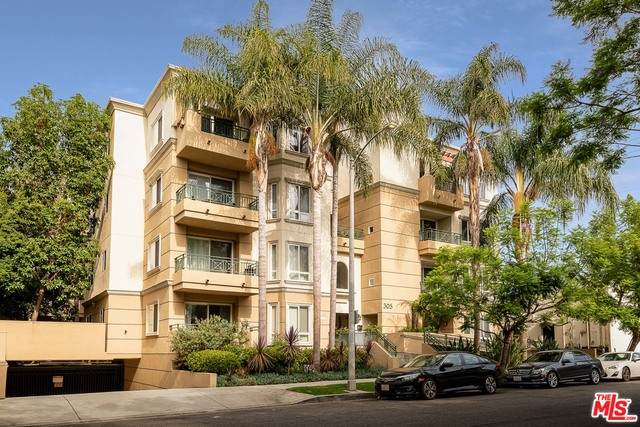 305 Arnaz Dr #303, Los Angeles, CA 90048 (#20-634930) :: Lydia Gable Realty Group