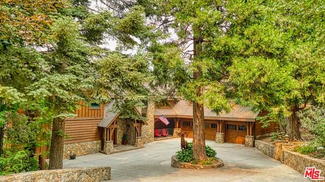 29130 Bald Eagle, Lake Arrowhead, CA 92352 (#20-635148) :: TruLine Realty