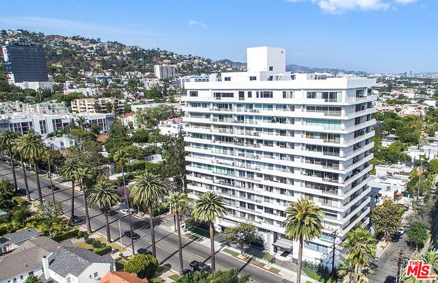 838 N Doheny Dr #706, West Hollywood, CA 90069 (#20-635176) :: Lydia Gable Realty Group