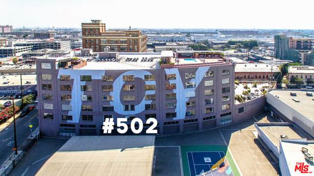 1855 Industrial St #502, Los Angeles, CA 90021 (#20-635210) :: Arzuman Brothers