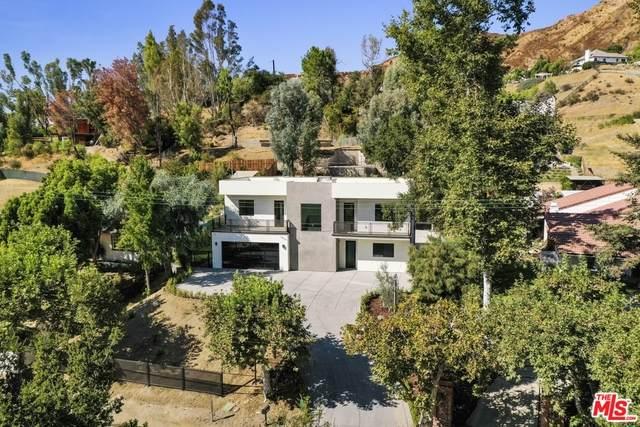 29733 Mulholland Hwy, Agoura Hills, CA 91301 (#20-635220) :: HomeBased Realty