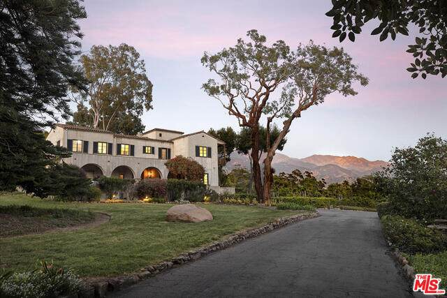 630 Hot Springs Rd, Santa Barbara, CA 93108 (#20-635236) :: Arzuman Brothers