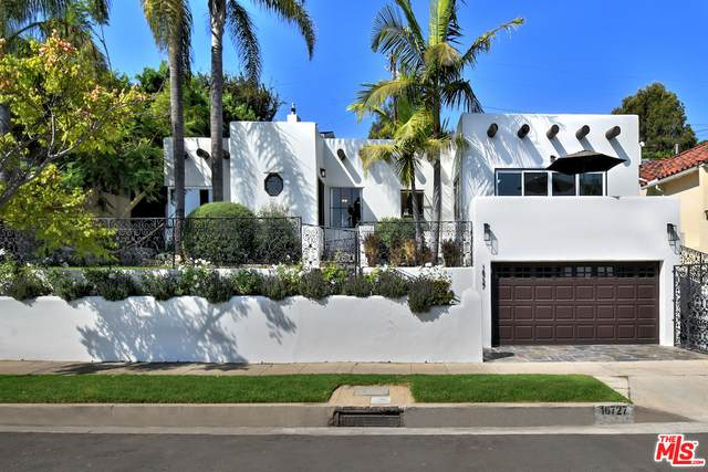 16727 Bollinger Dr, Pacific Palisades, CA 90272 (#20-635402) :: TruLine Realty