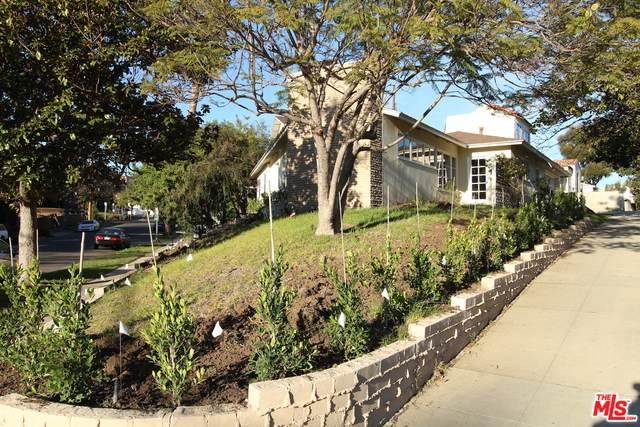 1676 Fairburn Ave, Los Angeles, CA 90024 (#20-635464) :: TruLine Realty