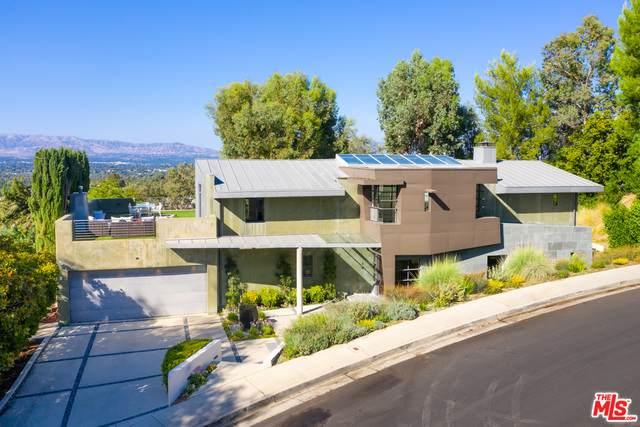 4929 Calvin Ave, Tarzana, CA 91356 (#20-635634) :: Berkshire Hathaway HomeServices California Properties