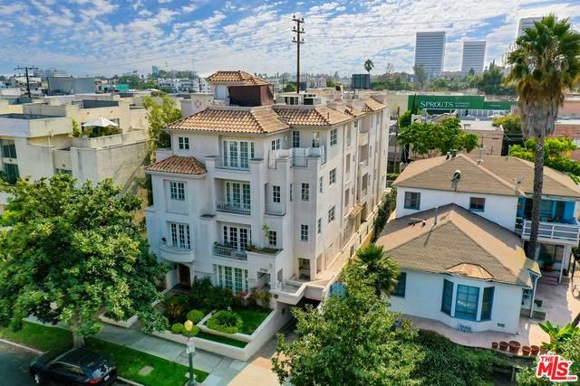 1725 Glendon Ave #3, Los Angeles, CA 90024 (#20-636052) :: TruLine Realty
