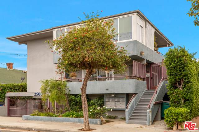 2500 4Th St #4, Santa Monica, CA 90405 (#20-636150) :: TruLine Realty
