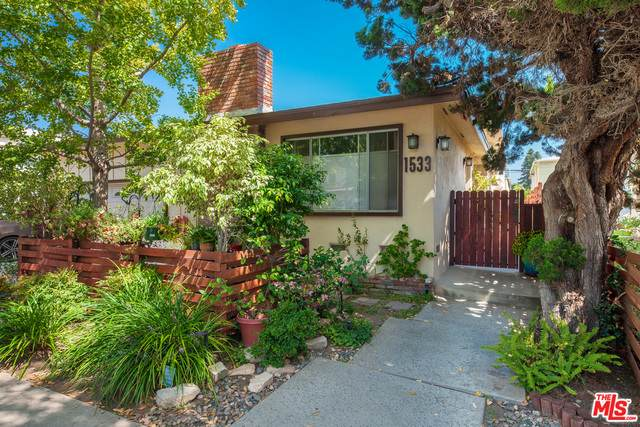 1533 Princeton St #1, Santa Monica, CA 90404 (#20-636164) :: TruLine Realty
