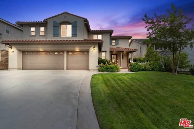 29240 Las Brisas Rd, Valencia, CA 91354 (#20-636248) :: Randy Plaice and Associates