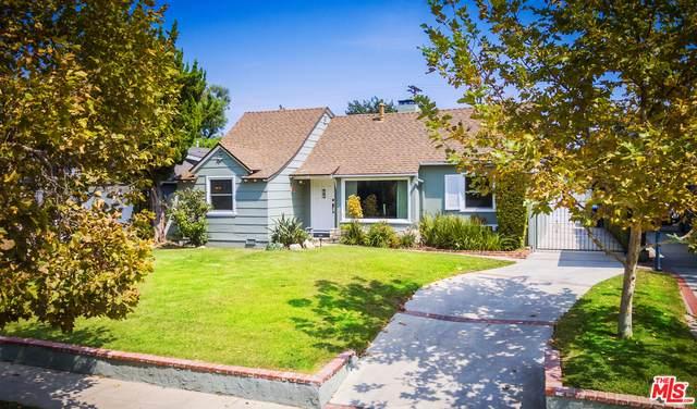 4102 Wilkinson Ave, Studio City, CA 91604 (#20-636290) :: TruLine Realty