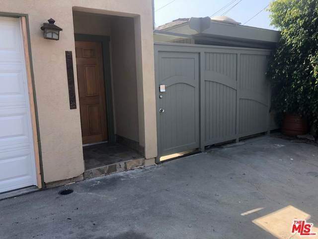 2452 10th St, Santa Monica, CA 90405 (#20-636302) :: TruLine Realty