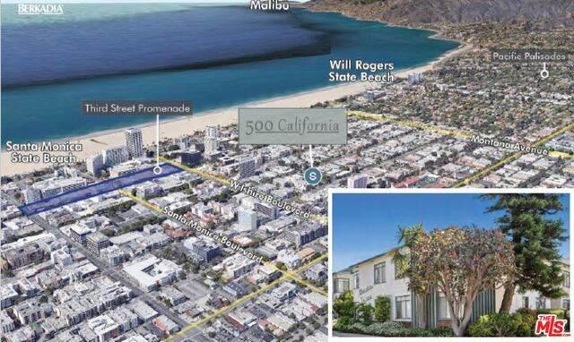 500 California Ave, Santa Monica, CA 90403 (#20-636306) :: TruLine Realty