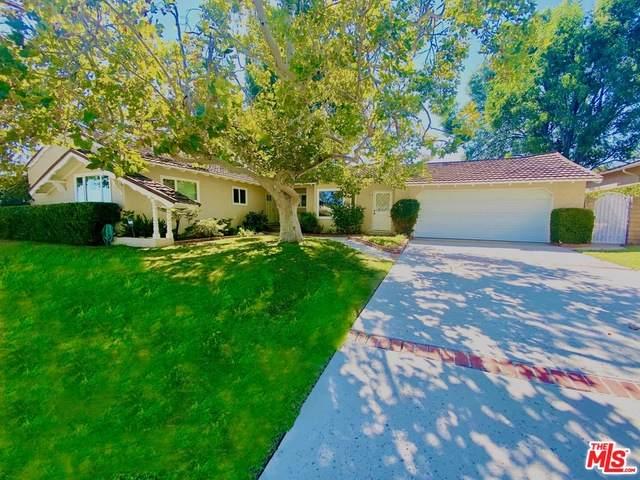 11001 Garden Grove Ave, PORTER RANCH, CA 91326 (#20-636350) :: The Suarez Team
