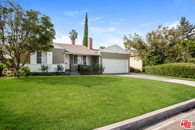 12548 Miranda St, Valley Village, CA 91607 (#20-636504) :: Compass