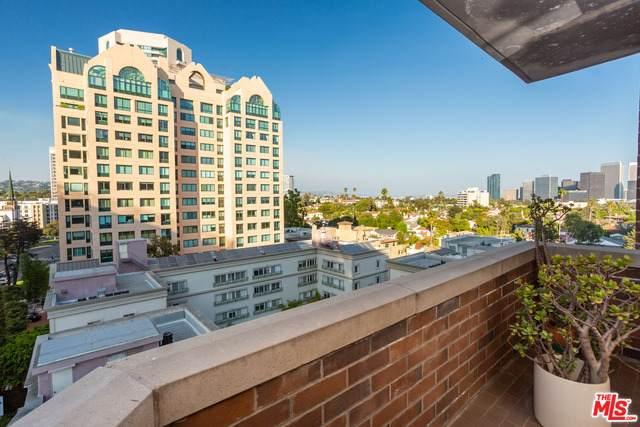 10550 Wilshire Blvd #903, Los Angeles, CA 90024 (#20-636570) :: TruLine Realty