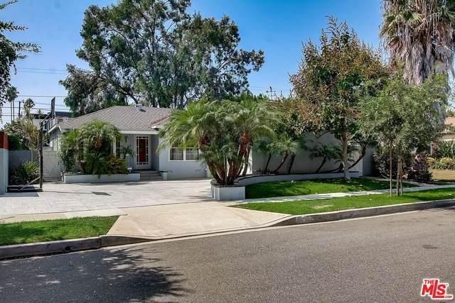 4349 Mentone Ave, Culver City, CA 90232 (#20-636588) :: Compass