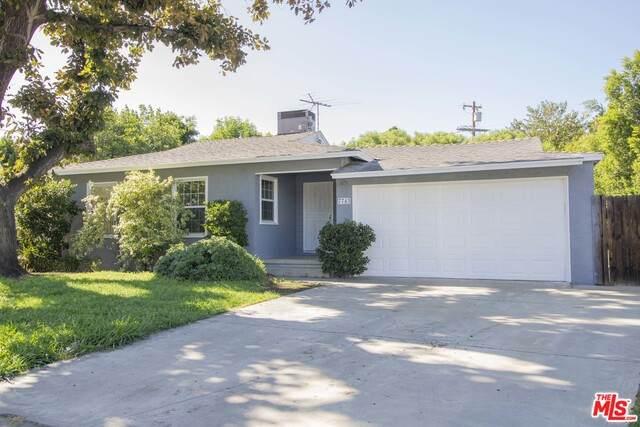 7743 Wynne Ave, Reseda, CA 91335 (#20-636760) :: Compass