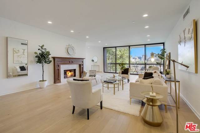 135 S Mccarty Dr #302, Beverly Hills, CA 90212 (#20-636940) :: Lydia Gable Realty Group