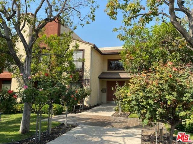 535 W Duarte Rd #1, Arcadia, CA 91007 (#20-637060) :: HomeBased Realty