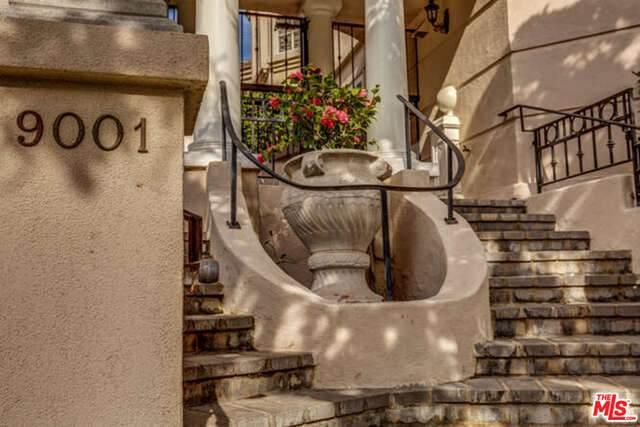 9001 Dayton Way C, Beverly Hills, CA 90211 (#20-637112) :: HomeBased Realty