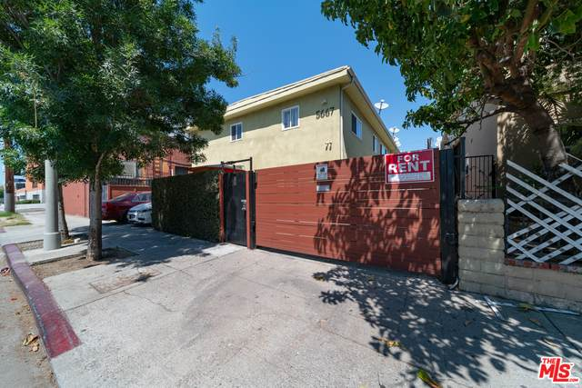 5667 Fountain Ave, Los Angeles, CA 90028 (#20-637150) :: HomeBased Realty