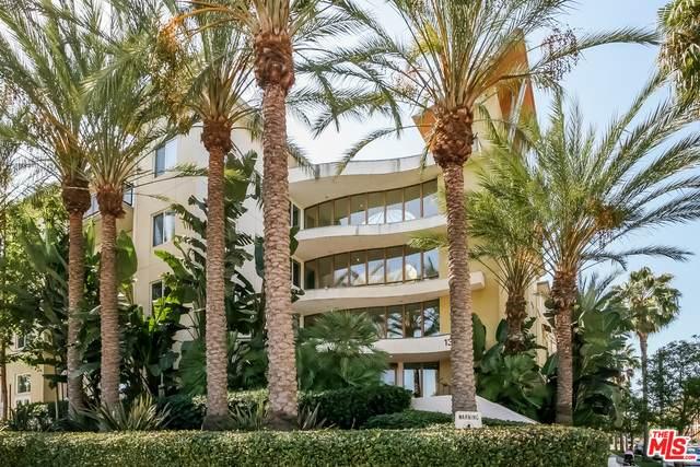 13200 Pacific Promenade #305, Playa Vista, CA 90094 (#20-637342) :: HomeBased Realty