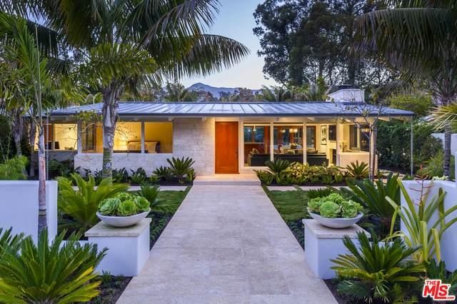 1134 Hill Road, Montecito, CA 93108 (#20-637394) :: The Parsons Team