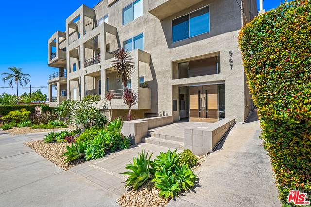 967 Hammond St #6, West Hollywood, CA 90069 (#20-637498) :: Randy Plaice and Associates