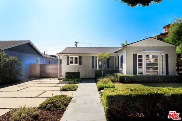 2520 Cloverfield Blvd, Santa Monica, CA 90405 (#20-637590) :: HomeBased Realty